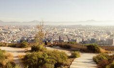 Morning Walk, Alicante #Spain #europe #Alicante #Morning #walk #sunrise #warm #view #sky