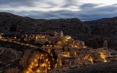 Albarracín. teruel.15Lugares noturísticos que muestran elverdadero carácter decada país