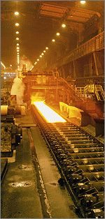 Steel Plants Manufacturers, Provide turnkey solutions for establish plants.