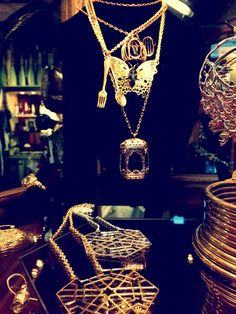 Jewelry by Tawapa  Available at Five & Diamond