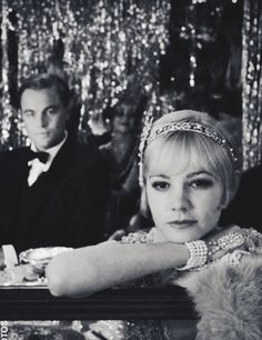 Short hairstyles can be timeless just like this cropped pixie cut worn by Carey Mulligan in The Great Gatsby. Pick your ageless short hairdo http://www.burlexe.com/beauty/hair/burlesque-hair/how-to-burlesque-hairstyles-for-short-hair/ #Hairstyles
