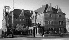 Haunted Byers Hall-North Side, Pittsburgh