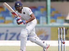 Rohit Sharma strikes half-century, India extend lead to 243 - The Economic Times