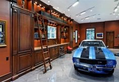 Exceptionnel Garage Plans | Interior Garage Designs, Super Garage Design Inpirations For  Super Car Garage Shop