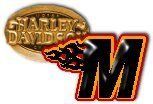 M~ Harley Davidson.