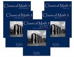 Alternative to Saxon math k-3: Logos Press Online School Leaders in Classical and Christian Education materials and curriculum