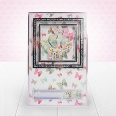 Card created using Hunkydory Crafts' A Touch of Shimmer Luxury Card Collection Hunkydory Crafts, Luxury Card, Heartfelt Creations, Hunky Dory, Projects To Try, Decorative Boxes, Card Making, Paper Crafts, Touch