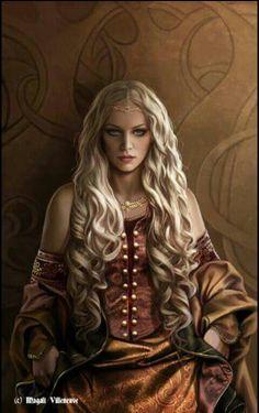 Cersei by Magali Villeneuve