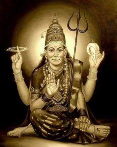 Saints Of India, Swami Samarth, God Tattoos, Mahakal Shiva, Lakshmi Images, Spiritual Thoughts, Gouache Painting, Hinduism, Ganesh