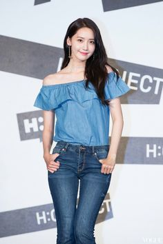 SNSD : Yoona * 윤아 * : H: Connect Event F / W Collection Press Conference