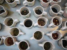 Yumchaa Tea in London! Fantastic!