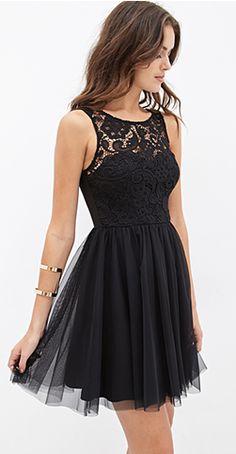 Gorgeous black dress | NYE