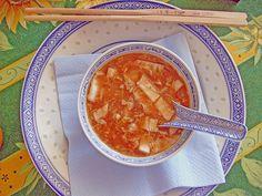 Peking Suppe - Süß Sauer Suppe, ein raffiniertes Rezept aus der Kategorie Gebundene. Bewertungen: 196. Durchschnitt: Ø 4,5.