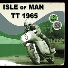 Buy TT 1965 Audio 2 CD Set - Experience the evocative sounds of the historic 1965 Isle of Man TT, capturing the action, atmosphere and magic of this. Mountain Bike Shoes, Mountain Biking, Power Bike, Motorcycle Posters, Bicycle Brands, Bike Style, Isle Of Man, Way Of Life, Road Racing