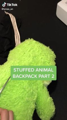 Sewing Tutorials, Sewing Crafts, Sewing Projects, Sewing Patterns, Diy Crafts Hacks, Cute Crafts, Fashion Sewing, Diy Fashion, Monster Crafts