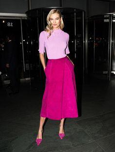 Fashion Show Fall 2018 - Carolina Herrera