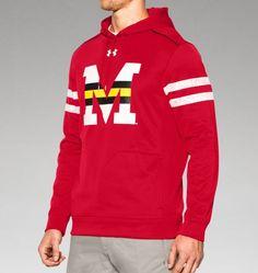 Men's Maryland Throwback UA Hoodie | Under Armour US
