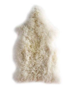 Would fit our nature theme! Leather rug LAMBSKIN Viva Collection by ABC ITALIA