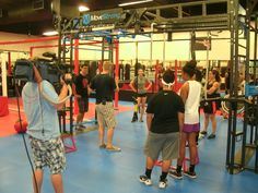 Bootcamp Boxing Center of America uses MoveStrong