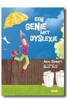 Geen leven zonder boeken: Een genie met dyslexie / Anja Cocquyt ; Maaike Devos