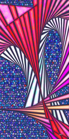 recovered - organic optical obsession in Virtual Stained Glass by Douglas Christian Larsen - http://www.imagekind.com/recovered_art?imid=4e4e1d8c-f43b-4add-803a-6fef78063869