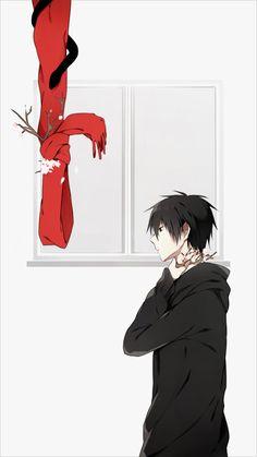 Tags: Anime, Snake, Kagerou Project, Kisaragi Shintaro, Pixiv Id 468209