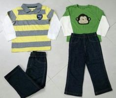 BBT trộn màu trộn size size từ 3 tháng đến  4 tuổi ri 15 chiếc (ảnh 4)