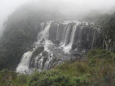 Cachoeira do Tigre Preto (Parque Nacional da Serra Geral - Canion Fortaleza)