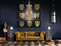 Timothy Oulton's Oxford Collection