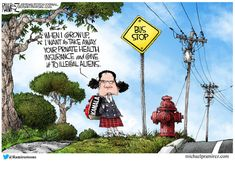 Little Middle Class, Berekley University Educated, Kamala wants to take away your private health insurance and give it to Illegal Invading Aliens. Kamala Harris Parents, Glass Bead Game, Recent Political Cartoons, Michael Ramirez, Satire Humor, Private Health Insurance, Public Information, Illegal Aliens, On October 3rd
