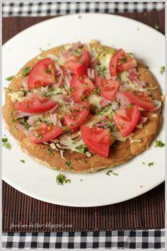 Feed Me Better: Dietetyczna pizza z patelni.
