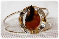 AGATE GEMSTONE STONE RING: Agate Jewelry