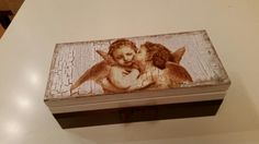 "Tea box ""Angels"""