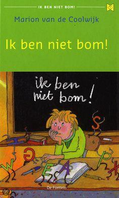 Boek over het leren accepteren van dyslexie! Dysgraphia, Reading Lists, Adhd, Special Education, Classroom, Teaching, Books, Kids, Dyslexia