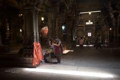 devotees at the Kovil