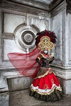 Santa Maria della Salute, Venice Carnival 2013