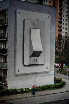 pinterest.com/fra411 #street #art - street art Katowice Poland