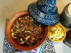 Groente tajine met frisse couscous - Powered by @ultimaterecipe
