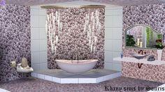 Louis Bathroom Set by Souris - Sims 3 Downloads CC Caboodle
