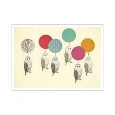 Ballon landing as Art Print by Cassia Beck   Art. Everywhere.