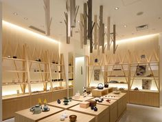 Masters Craft ceramic store in Tokyo