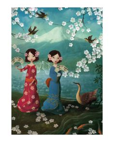 Oriental Fairies -- Stephen Mackey