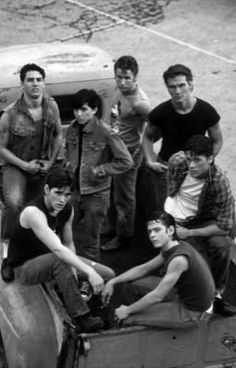 Read Imagine S.C from the story the outsiders uno; Here's your imagine The Outsiders Preferences, The Outsiders Imagines, The Outsiders 1983, The Outsiders Ponyboy, 80s Movies, I Movie, Die Outsider, Dallas Winston, Greaser Girl