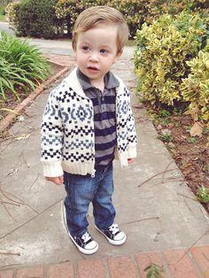Cute sweater :)