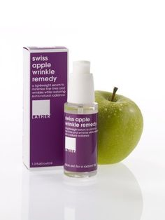 LATHER Swiss Apple Wrinkle Remedy,...
