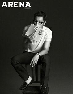 Doo Joon - Arena Homme Plus Magazine July Issue 13