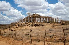 Cabaceiras, Paraíba. Um dos locais mais secos do Brasil, onde foram gravados diversos filmes. #roliudenordestina.