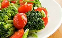 Brócoli con tomate - Brócoli Pasión