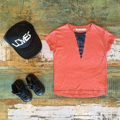BOYS • Bobo Choses tee, Beau LOves cap & monochrome Converse Chuck Taylors. We are due to receive a new style of seasonal Cons this morning (very limited numbers) plus a restock of non-seasonals later in the week •    www.tinystyle.com.au