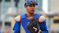 Cubs plan to let Contreras learn position from veteran catchers